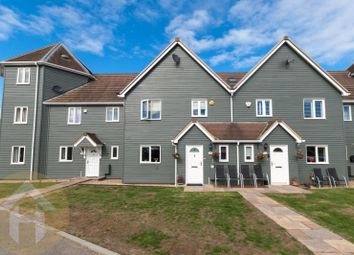Thumbnail 3 bed terraced house to rent in Wiltshire Crescent, Vastern, Wiltshire