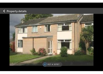 Thumbnail 3 bed terraced house to rent in Lawrence Road, Altrincham