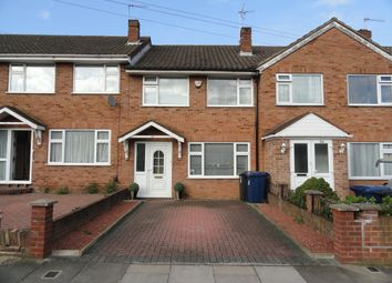 Thumbnail 3 bed terraced house for sale in Kingston Close, Northolt