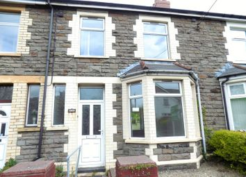 Thumbnail 3 bed terraced house to rent in Pontygwindy Road, Caerphilly