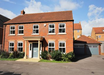 Thumbnail 4 bed detached house for sale in Yeats Close, Whiteley, Fareham