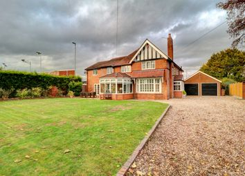 Thumbnail 5 bed detached house for sale in Main Road, Hallow, Worcester
