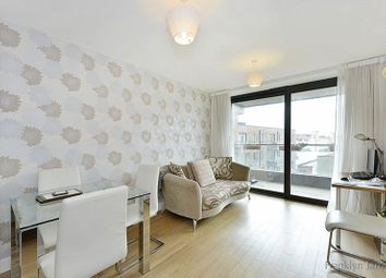 Thumbnail 1 bed flat to rent in Connaught Heights, Pontoon Dock