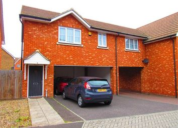Thumbnail 2 bed mews house for sale in Juno Way, Wainscott, Rochester