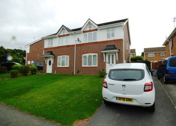 Thumbnail 3 bed semi-detached house for sale in Wilfred Owen Drive, Birkenhead