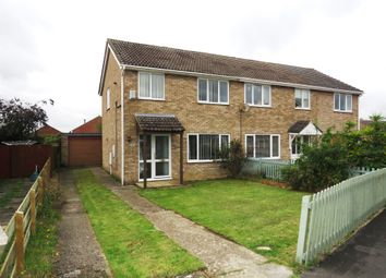 Thumbnail 3 bedroom semi-detached house for sale in Pembroke Road, Stamford