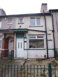 Thumbnail 2 bedroom terraced house to rent in Rathmell Street, Bradford