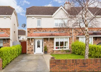 Thumbnail 3 bed semi-detached house for sale in 4 Tullyhall Green, Lucan, Dublin