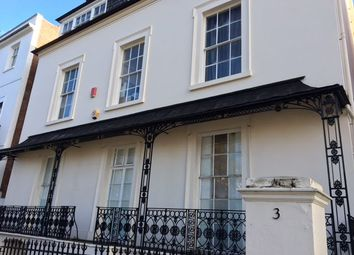 Thumbnail 4 bed flat to rent in Clarendon Place, Leamington Spa