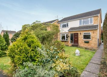 Thumbnail 4 bed detached house for sale in Taverham, Norwich, Norfolk