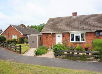 Thumbnail 1 bed bungalow for sale in Jeffares Close, Kegworth, Derby