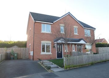 Thumbnail 3 bed semi-detached house for sale in Thomlinson Avenue, Carlisle