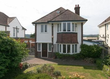 Thumbnail 4 bed detached house for sale in Overlea Avenue, Deganwy, Conwy