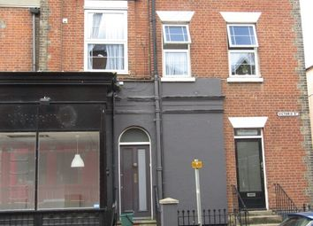 Thumbnail 1 bed flat to rent in High Street, Harwich, Essex