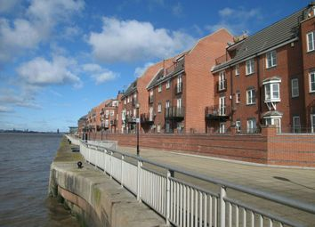Thumbnail 3 bed flat for sale in Armstrong Quay, Liverpool