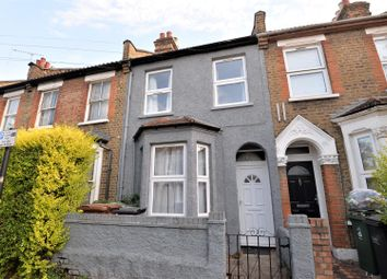Thumbnail 3 bed terraced house to rent in Lancaster Road, Walthamstow, London