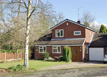 Thumbnail 3 bed detached house for sale in Mill Way, Longdon, Rugeley