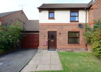 Thumbnail 2 bedroom semi-detached house to rent in Simkins Close, Winkfield Row, Bracknell