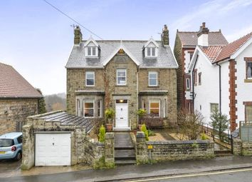 Thumbnail 5 bed detached house for sale in Coach Road, Sleights, Whitby, North Yorkshire