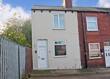 Thumbnail 2 bed end terrace house for sale in School Street, Castleford
