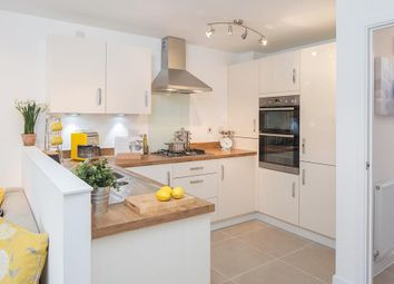 "Thumbnail 3 bedroom terraced house for sale in ""Cannington"" at Dryleaze, Yate, Bristol"