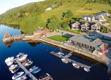 Thumbnail 2 bed terraced house for sale in Taymouth Marina, Kenmore, Perthshire
