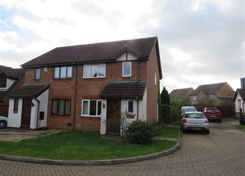 Thumbnail 3 bedroom property to rent in Chingle Croft, Emerson Valley, Milton Keynes