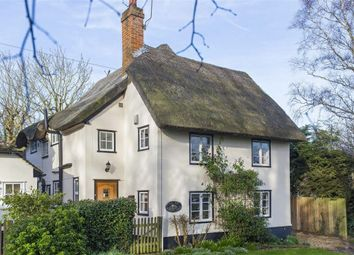 Thumbnail 4 bedroom cottage for sale in Cottered, Buntingford