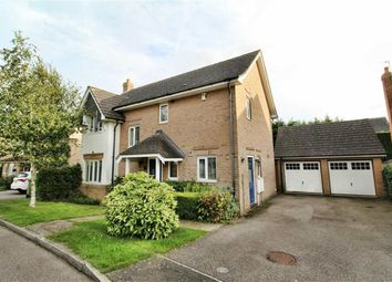 Thumbnail 4 bed detached house for sale in Thrupp Close, Castlethorpe, Milton Keynes