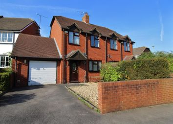 Thumbnail 3 bedroom property for sale in Chaldon Green, Lychpit, Basingstoke