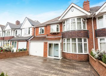 Thumbnail 5 bedroom semi-detached house for sale in Cherry Orchard Road, Handsworth Wood, Birmingham