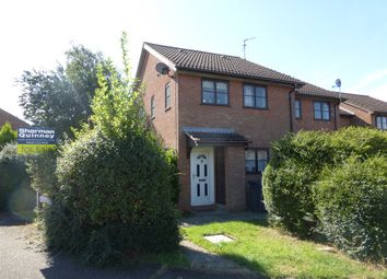 Thumbnail 1 bedroom property for sale in Jasmine Way, Yaxley, Peterborough