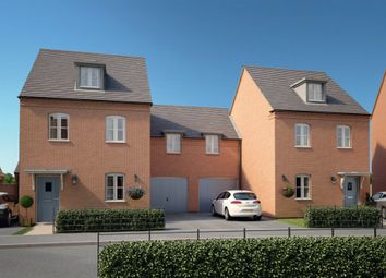 "Thumbnail 4 bed semi-detached house for sale in ""Meaford"" at Wedgwood Drive, Barlaston, Stoke-On-Trent"