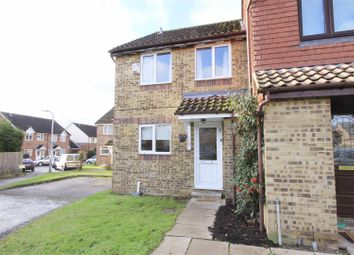 Thumbnail 3 bed end terrace house for sale in Columbia Avenue, Eastcote