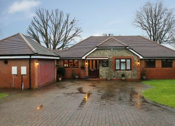 Thumbnail 3 bed bungalow for sale in Kennel Lane, Leatherhead, Surrey