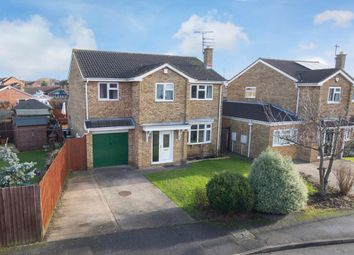 Thumbnail 5 bed detached house for sale in Long Close, Great Oakley, Corby