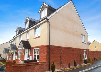 Thumbnail 4 bed semi-detached house for sale in Wheat Field Lane, Cranbrook, Exeter, Devon