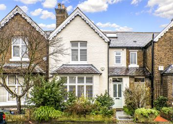 Thumbnail 3 bed terraced house for sale in Gloucester Road, Kew, Surrey