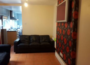 Thumbnail 1 bed terraced house to rent in Cromwell Street, Swansea