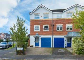 Thumbnail 3 bed town house for sale in Longman Close, Watford