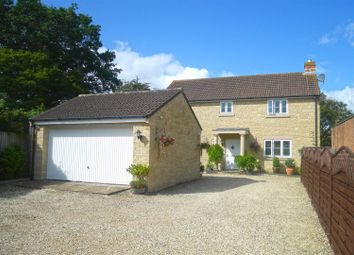 Thumbnail 4 bed detached house for sale in Goose Lane, Horton, Ilminster