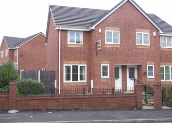 Thumbnail 3 bed terraced house to rent in Wash Lane, Bury, Lancs