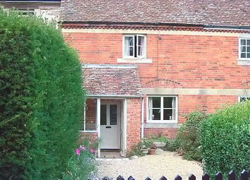 Thumbnail 2 bed cottage to rent in Sparsholt, Wantage