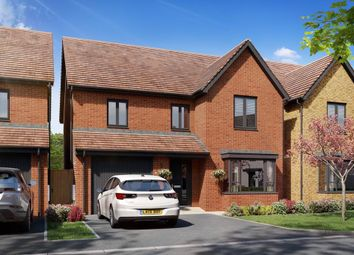 """Thumbnail 4 bedroom detached house for sale in """"Aspen"""" at Hedgers Way, Kingsnorth, Ashford"""