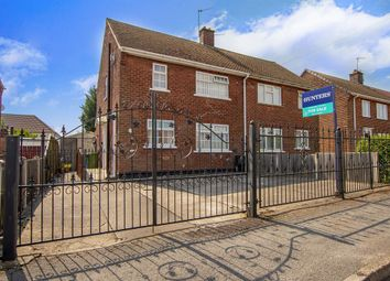 Thumbnail 2 bed semi-detached house for sale in Sandrock Road, Harworth, Doncaster