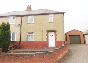 Thumbnail 3 bed semi-detached house for sale in Jubilee Place, Whitwell, Worksop