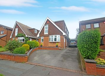 Thumbnail 3 bed detached bungalow for sale in Meigh Road, Werrington, Stoke-On-Trent