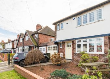 Thumbnail 3 bed semi-detached house to rent in Hartley Avenue, Monkseaton, Whitley Bay