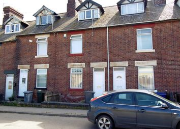Thumbnail 2 bed terraced house to rent in Middlecliffe Street, Little Houghton