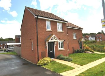 Thumbnail 2 bedroom end terrace house for sale in The Ashes, St. Georges, Telford, Shropshire